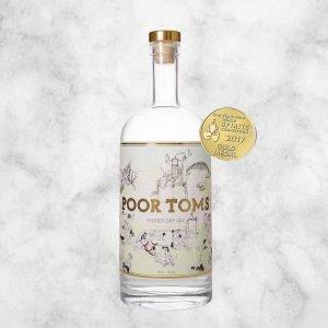 Poor Toms Sydney Dry Gin