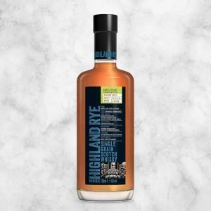 Highland Rye Single Grain Scotch Whisky